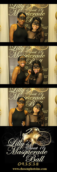 Lilly's Sweet 16