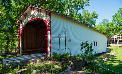 USA, IN - Covered Bridges