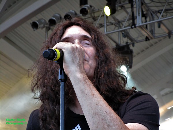 Fran Cosmo Band at WaterFest 8-15-2019