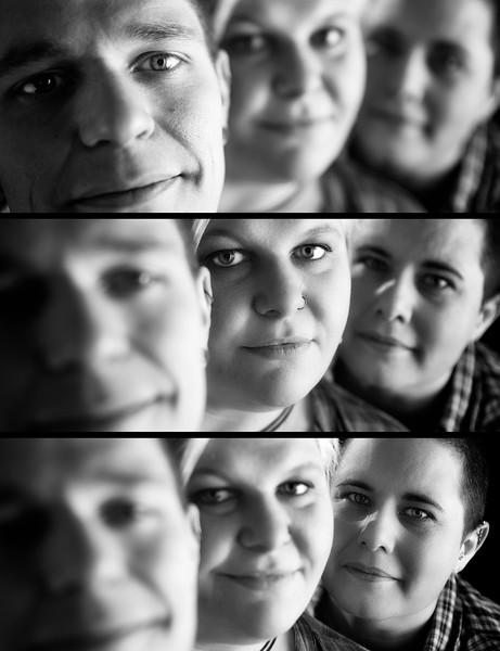 Brian, Brianne, Kristina