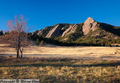 Around Boulder