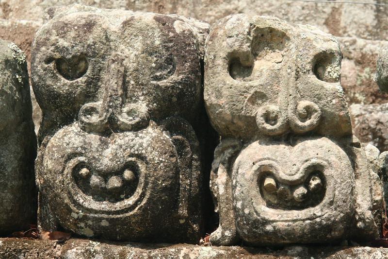 The Mayan Statler and Waldorf?