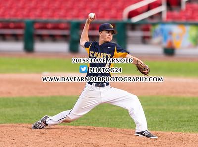 6/17/2015 - Varsity Baseball - MIAA Division 3 State Semifinal - East Bridgewater vs St. Mary's