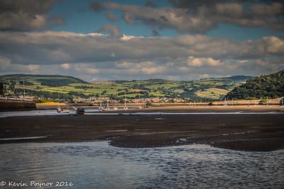 Around Wales