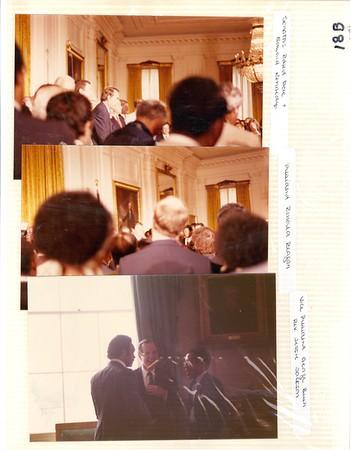 6-29-1982 White House signing ceremony