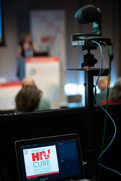22nd International AIDS Conference (AIDS 2018) Amsterdam, Netherlands.   Copyright: Steve Forrest/Workers' Photos/ IAS  Photo shows: HIV Cure, Treatment Interruptions as a test-of-cure or to achieve post treatment control: a necessary evil?