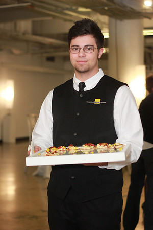 NACE Catering Event | Alfred Taubman Building