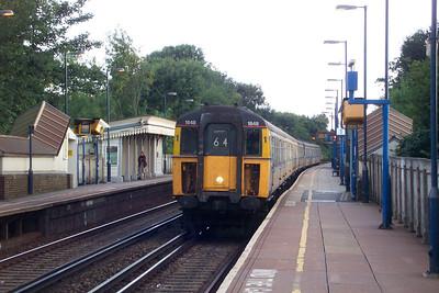 Brighton Lovers Walk, Hassocks, Burgess Hill & Wivelsfield (21-08-2003)