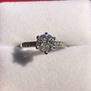 1.32ct Old European Cut Solitaire by Vatche, GIA I VS 7
