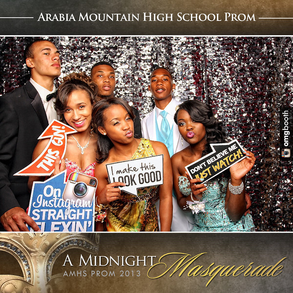"""04.20.2013 Arabia Mountain High School Prom 2013 The Twelve at Atlantic Station  