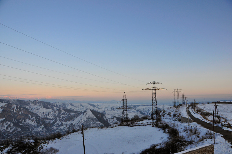 081217 709 Armenia - Yerevan - Assessment Trip 03 - Drive from Meghris to Yerevan ~R.JPG