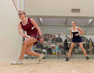 12/6/14: Girls' Varsity Squash v Nobles