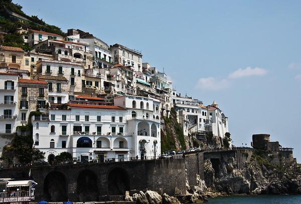 Amalfi coast, Italy - May, 2010