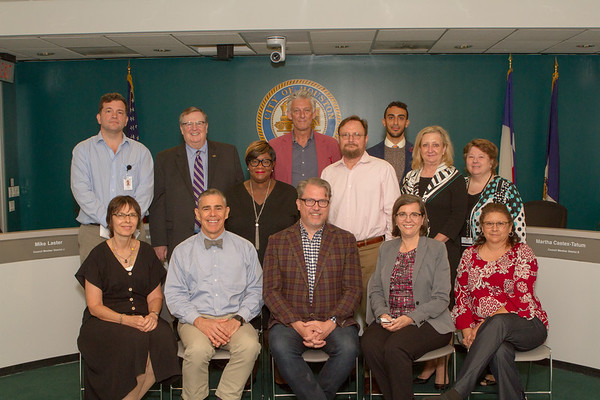 2019 City of Houston - Historic Review Board