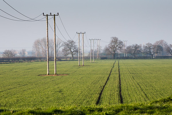 East of the A14