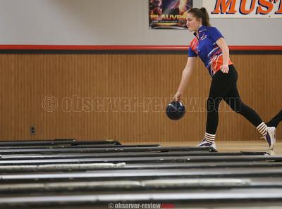 Penn Yan Bowling 1-11-18