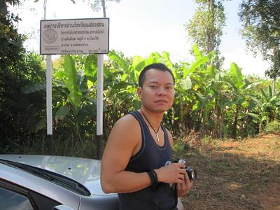 November 09: Pai Village in Thailand
