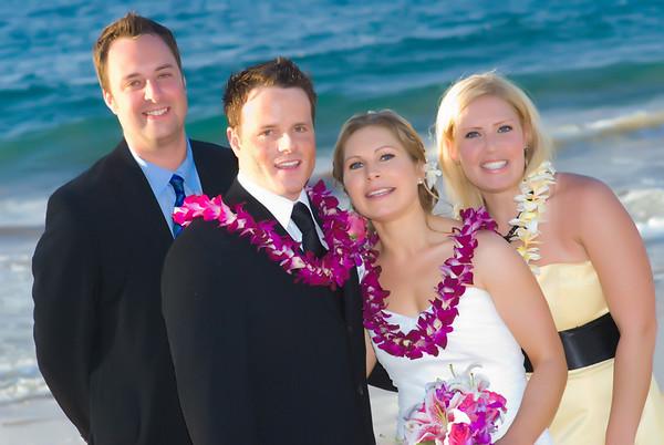 Maui Hawaii Wedding Photography for Belanger 10.24.07 Select