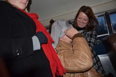 Christmas Caroling 2012