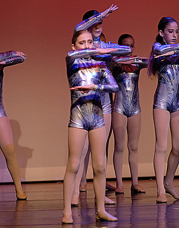 Ellie - Dance Performance 2-10-18