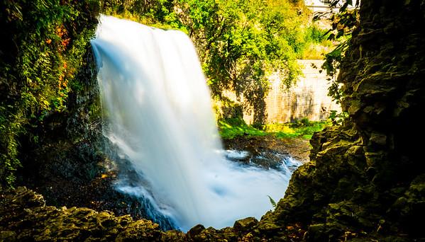 Hunting Waterfalls Near the Twin Cities