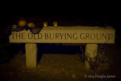 2014 Old Burying Ground Tour