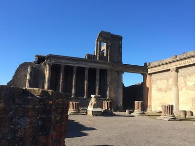 Pompeii, November 2013