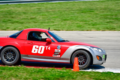 2021 SCCA Pitt Race Aug TT Warm 60 Miata