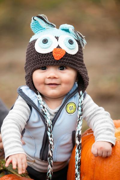 Pumpkin Mini 2012