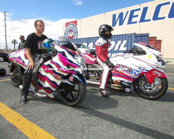 Drag Racing season 2015