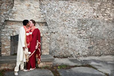 Mandy and Ravi's Wedding