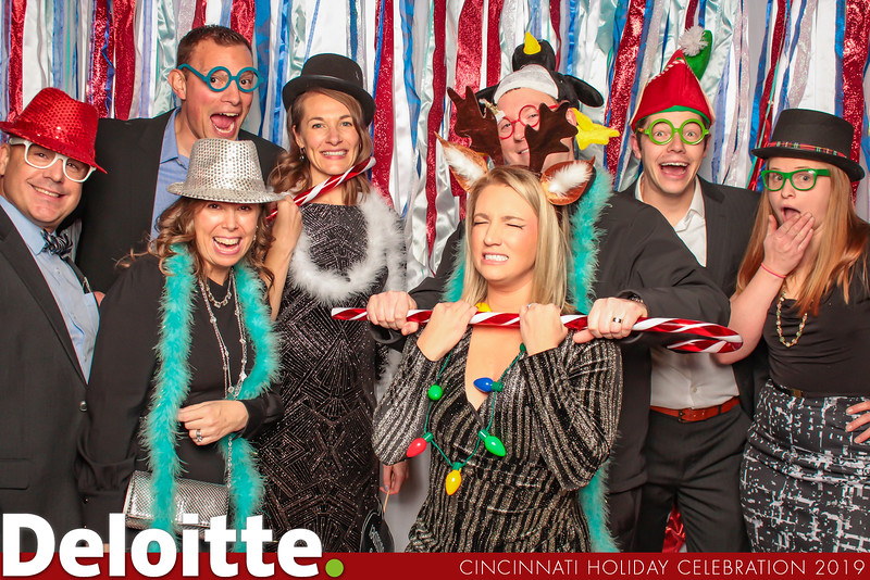 Deloitte Cincinnati Holiday 2019
