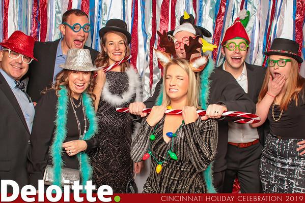 Deloitte Cincinnati Holiday 2019