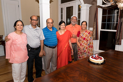 Girdhir Uncle 72th Birthday 5/23/18