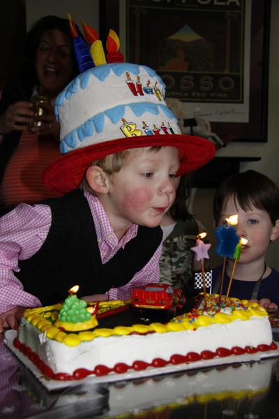 JP Jones III - 3rd Year Birthday Party, March 29, 2008, Springfield, VA