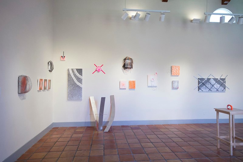 Lily Kuonen, PlayntingssgnitnyalP, May 2014, Installation View