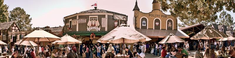 Polish Food and Fun At The Texas Renaissance Festival
