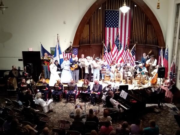Windham Civil War Heritage Music Gathering 2019