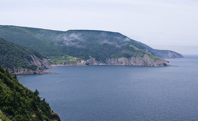 Meat Cove and Dingwall