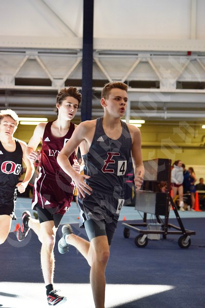 Penobscot Valley Conference-Eastern Maine Indoor Track 02/09/19