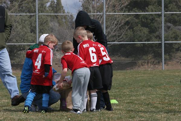 Spring Soccer 2013