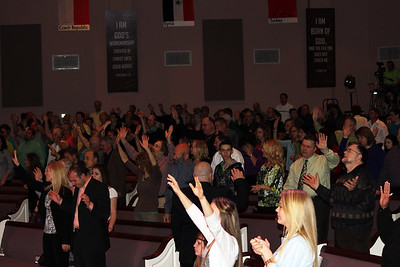 Knowing Christ - Service II - March 24, 2013