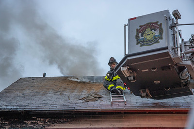 Maple St. 2nd Alarm Fire (Bridgeport, CT) 4/24/21