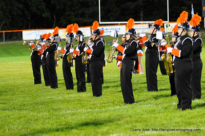 Jonesville Band - Quincy Game