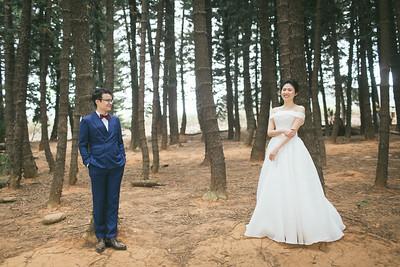 Pre-wedding | Ciao + Kuo