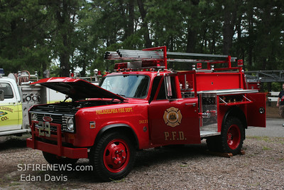 08-17-2014, Glasstown Fire Brigade Muster, Wheaton Village, Millville NJ