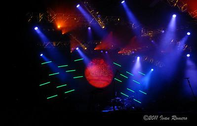 Lifehouse @ Universal Studios 2011