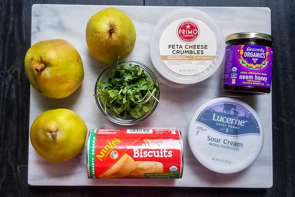 Metropolitan Market Holiday Pears