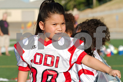 1st Annual Jr. Powder Puff Football Game