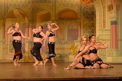 Act 14 - Dauntless Dance & Movement